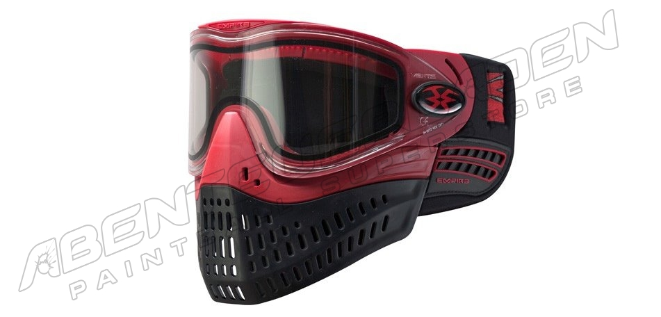 Empire E-Flex Thermalmaske rot