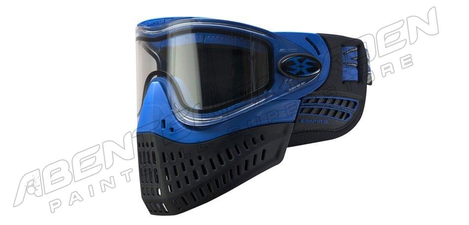 Empire E-Flex Paintball Maske  blau