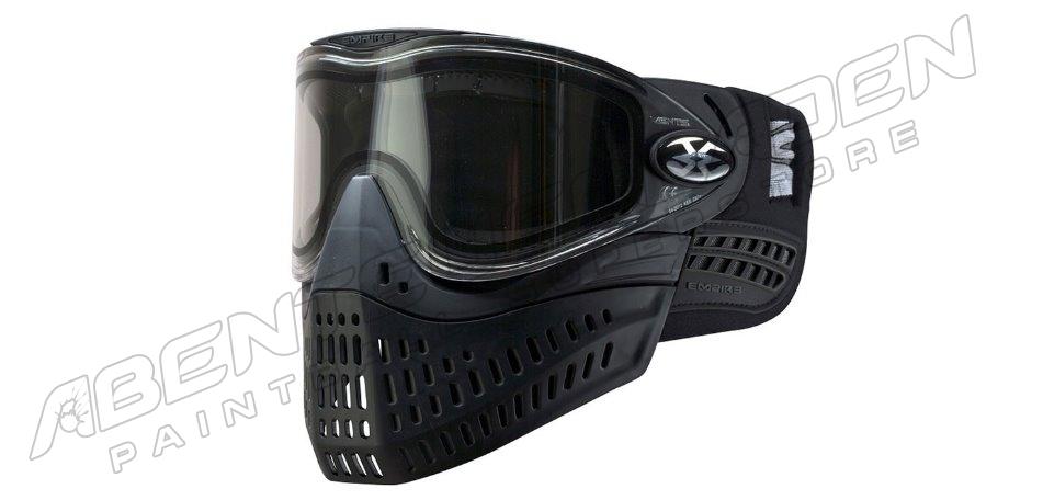 Empire E-Flex Thermalmaske schwarz