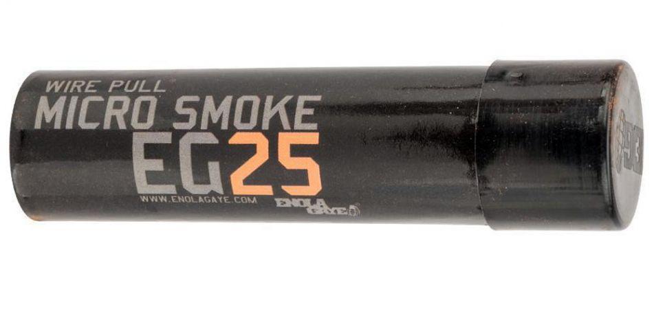 Enola Gaye Wire Pull EG25 Micro Smoke Rauchgranate - orange