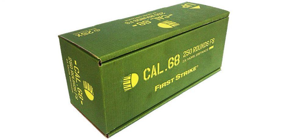 Tiberius Arms First Strike 250er Box