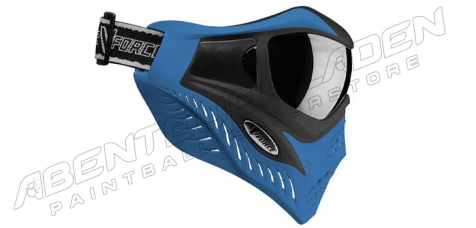 VForce Grill SC Thermalmaske - Black on Blue