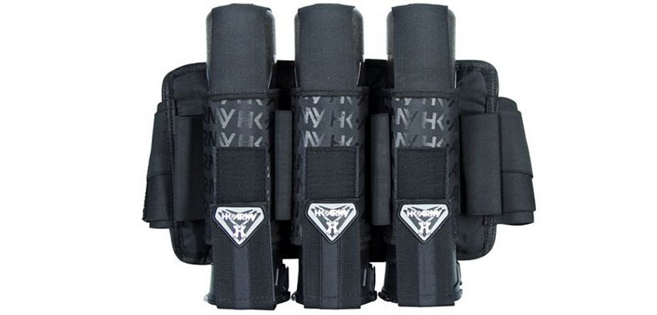 Battlepack HK Army HSTL Line 7 Pot (3+2+2) schwarz