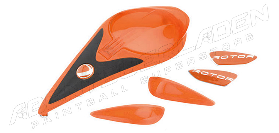 Dye Rotor Color Kit orange