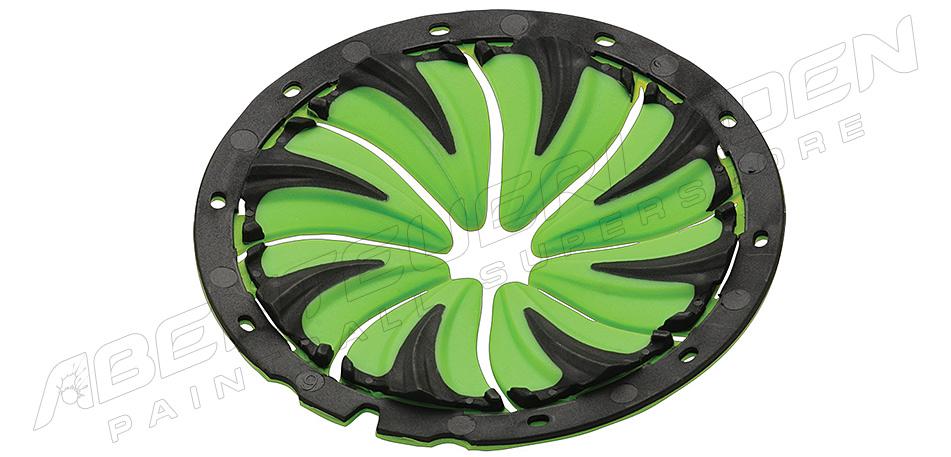 Dye Rotor R1 / LT-R Quick Feed schwarz lime