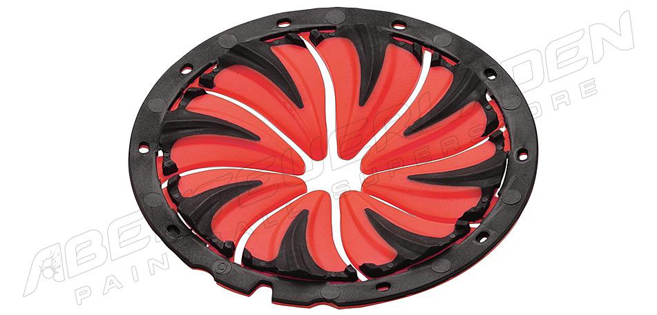Dye Rotor R1 / LT-R Quick Feed schwarz rot