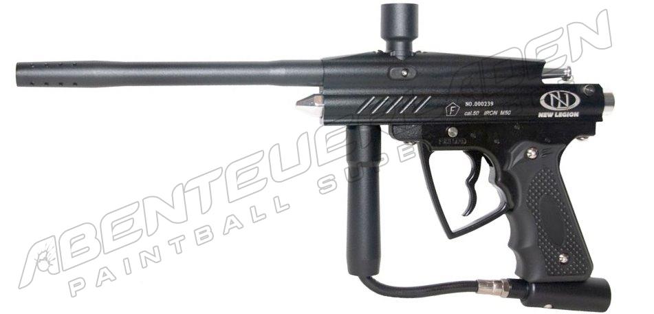 New Legion Iron M50 cal.50