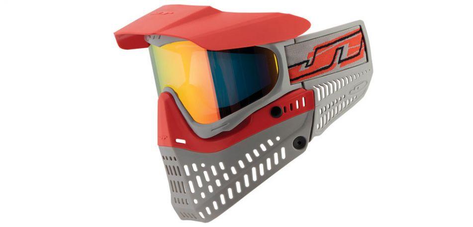 JT Proflex Spectra Thermal LE red/grey mit Prizm 2.0 Lava Glas