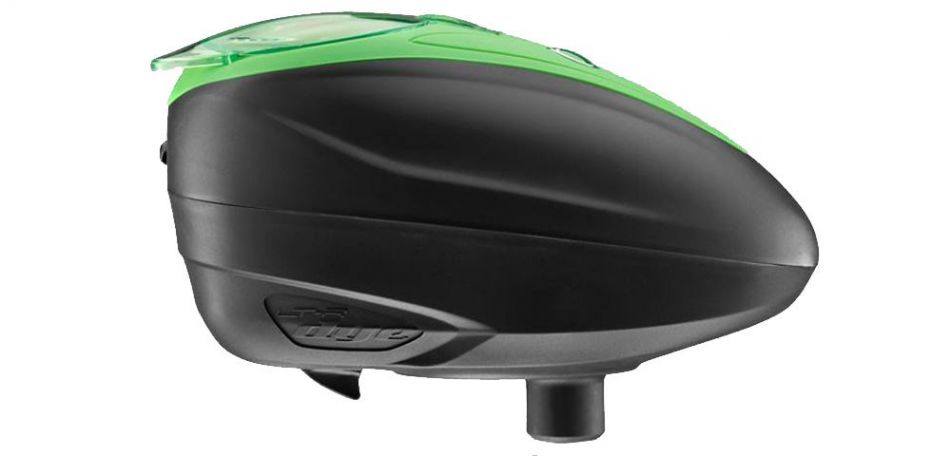 Dye Rotor Loader LT-R schwarz lime