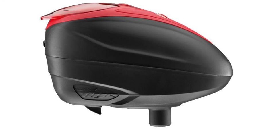 Dye Rotor Loader LT-R schwarz rot