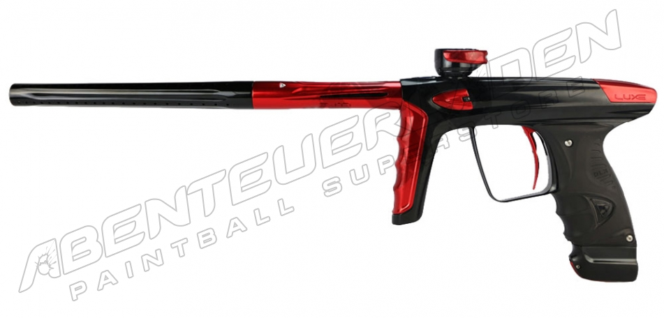 DLX Luxe ICE - black/red