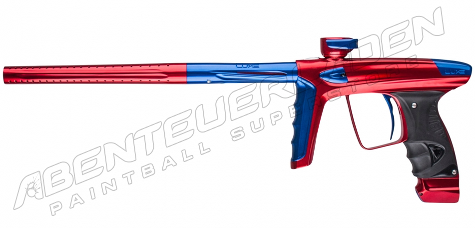 DLX Luxe ICE - red/blue