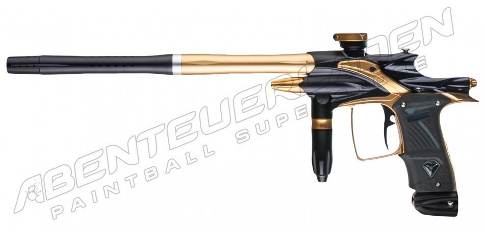 Dangerous Power Elite black / gold