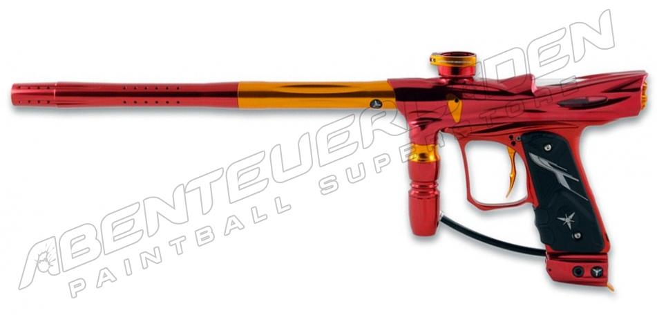 Dangerous Power Rev-i red/orange