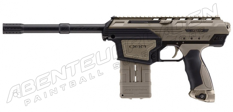 Dye DAM CQB - Dye Assault Matrix dark earth