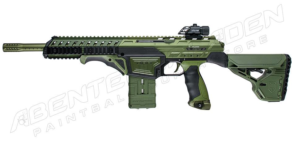Dye DAM - Dye Assault Matrix OD/Blk olive drab black