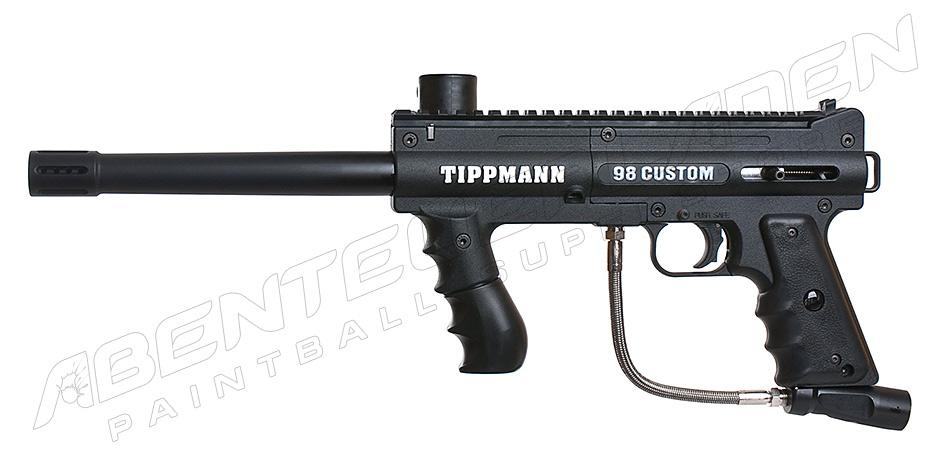 Tippmann 98 Custom PS schwarz