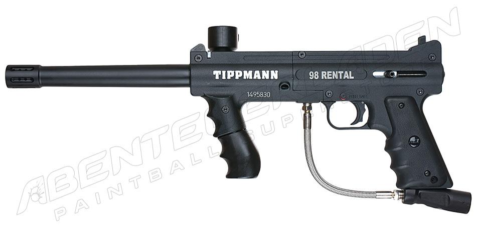 Tippmann 98 Custom Rental schwarz