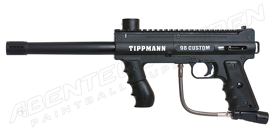 Tippmann 98 Custom PS ACT schwarz