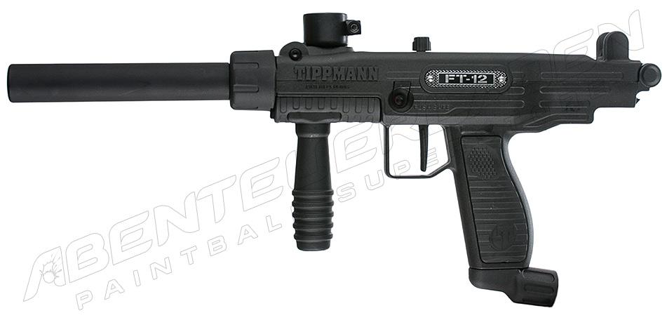 Tippmann FT 12 schwarz
