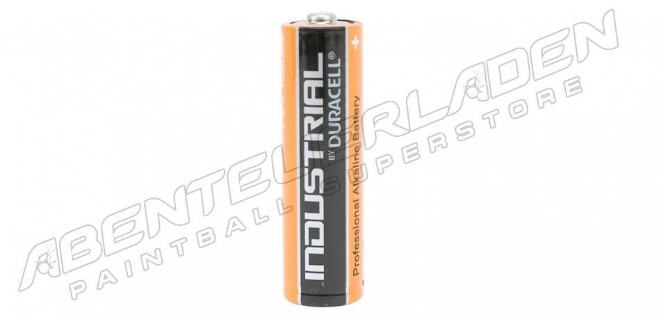 1 Stück Duracell Industrial AA Batterie