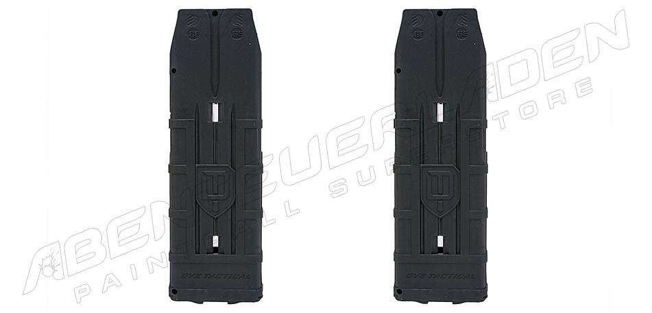 Dye DAM DTM-20 Dual Pack Magazin blk schwarz