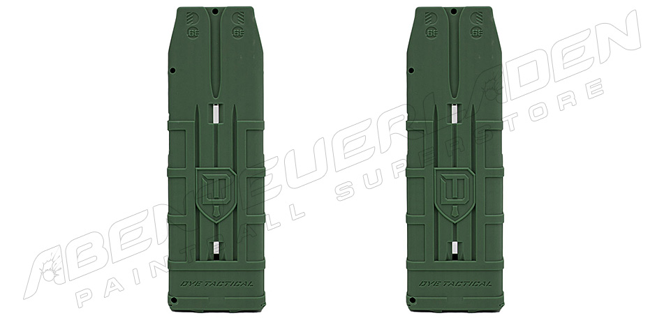 Dye DAM DTM-20 Dual Pack Magazin OD olive drab