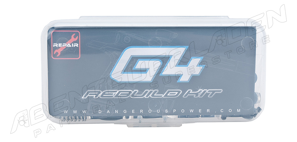 Dangerous Power G4 Rebuild Reparatur Kit