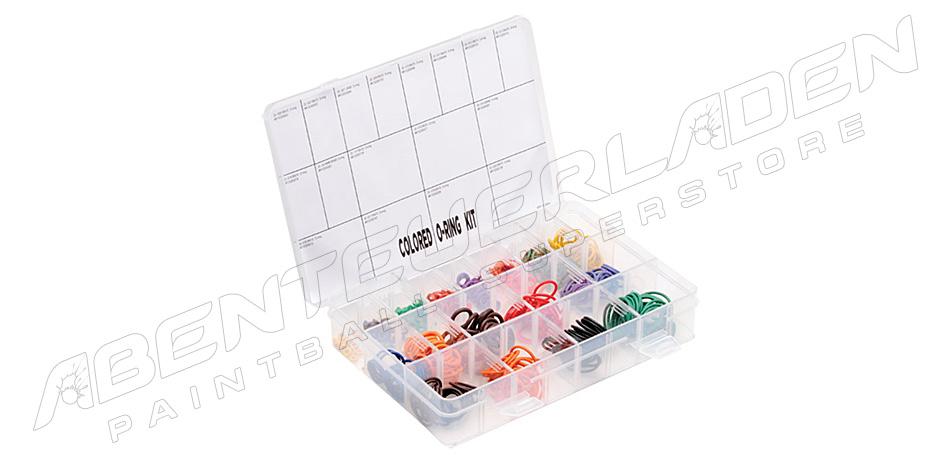 Dye Colored O-Ring Reparatur Kit