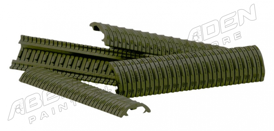 Dye Modular Rail Covers 4er Pack olive drab