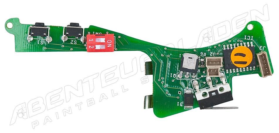 Dye DM 10 und Proto Reflex 12 / 13 Exportboard