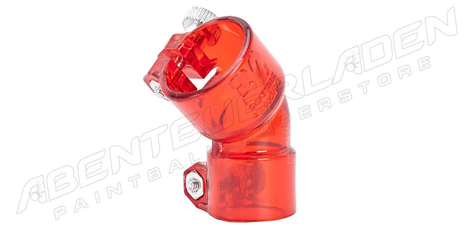 Winkelstück schraubbar für Ammobox rot