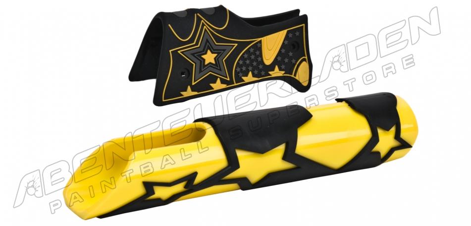 Warped Sportz Bodykit Stars gelb