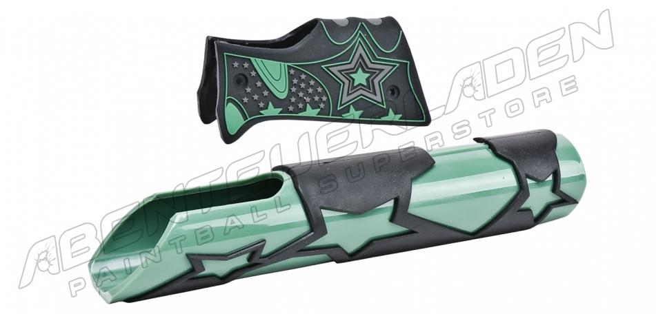Warped Sportz Bodykit Stars grün