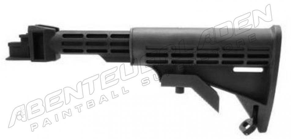 Collapsible Stock - M16 Optik für Tippmann A5