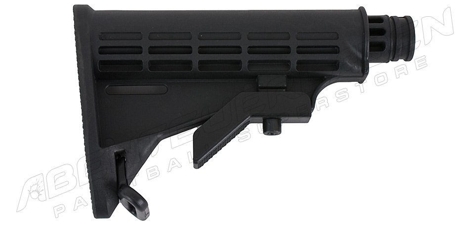 Tippmann Collapsible Stock - M16 Optik für Tippmann 98