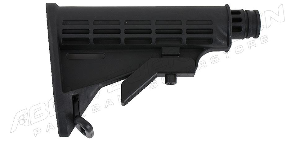 Tippmann Collapsible Stock - M16 Optik für Tippmann 98