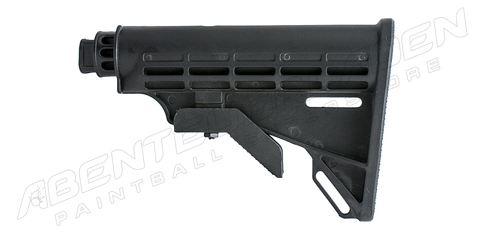 Tippmann Collapsible Stock - M16 Optik für Tippmann Tango One