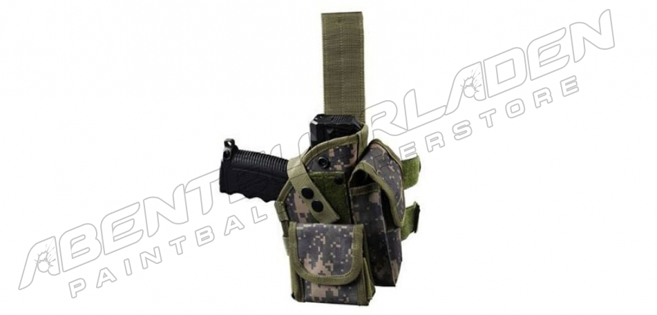 Tippmann TPX Tactical Leg Holster digi camo