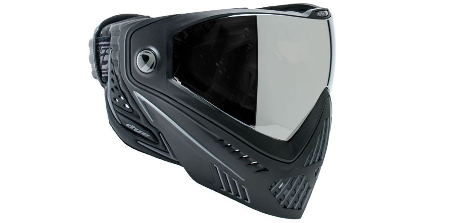 Dye I5 Thermalmaske onyx black