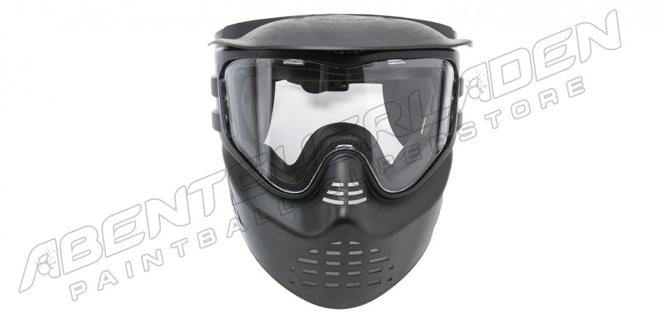 GxG X-VSN Paintballmaske schwarz
