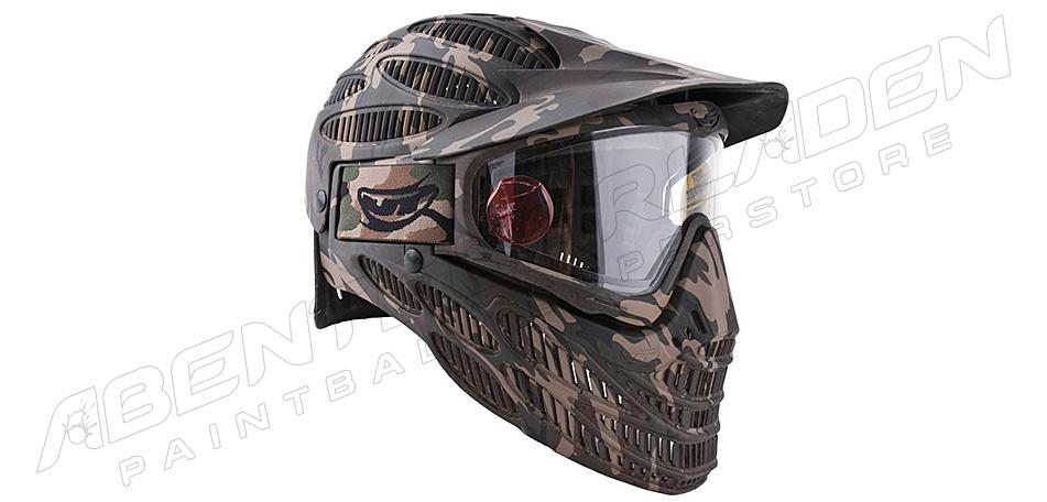 JT Spectra Flex 8 Full Coverage Thermalmaske camo