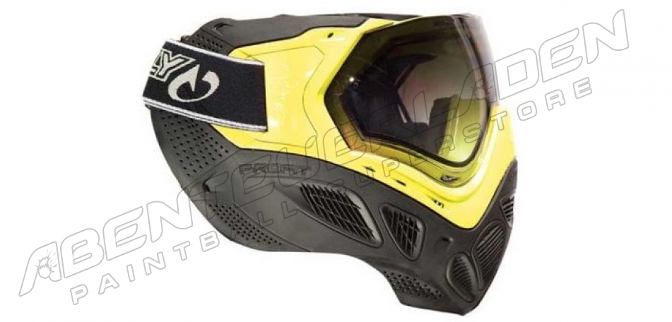Valken Profit Thermalmaske neon yellow