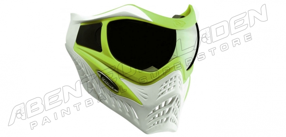 VForce Grill Thermalmaske Limited lime on white