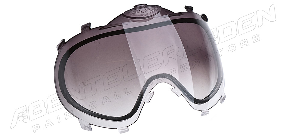Dye Invision Thermalglas smoke to clear