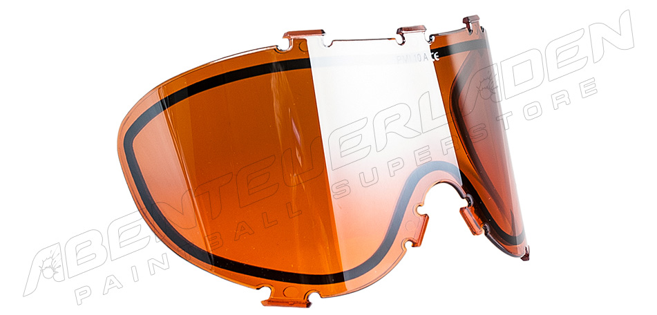 Extreme Rage V2.0 Thermalglas orange mirror