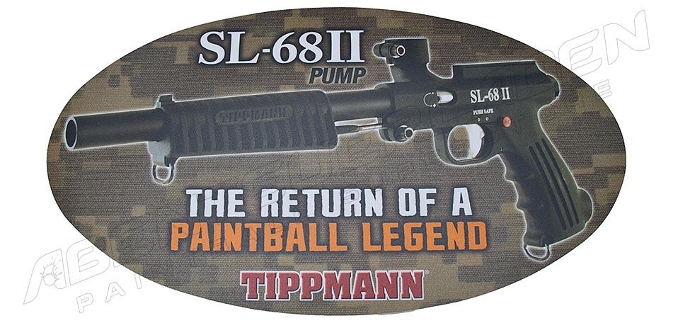 Tippmann SL-68II Bodensticker