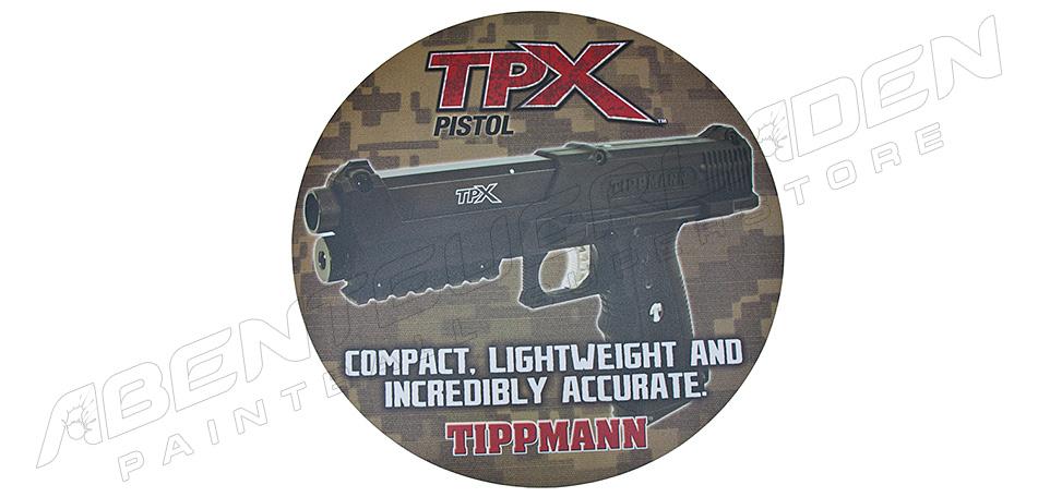Tippmann TPX Bodensticker