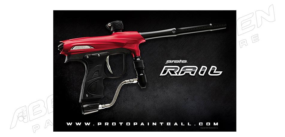 Proto Rail 11 Poster