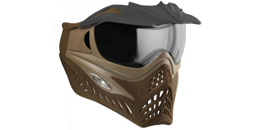 VForce Grill Thermalmaske SF - Falcon / tan on brown